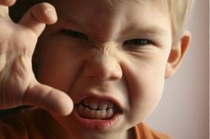 agresyvus vaikas